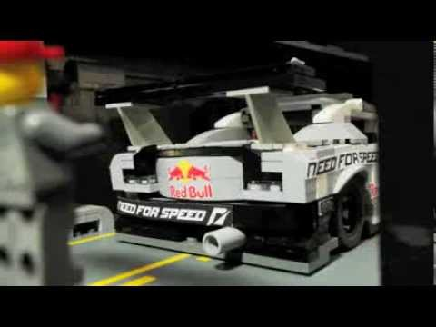 Mad Mike Lego Drift Youtube