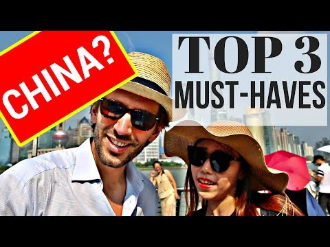Traveling To CHINA? TOP 3 TIPS