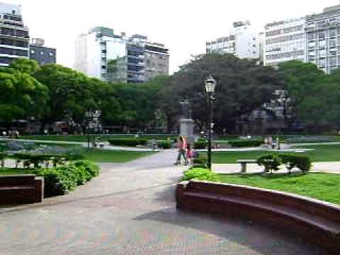 Plaza libertad capital federal buenos aires argentina for Muebles de oficina buenos aires capital federal