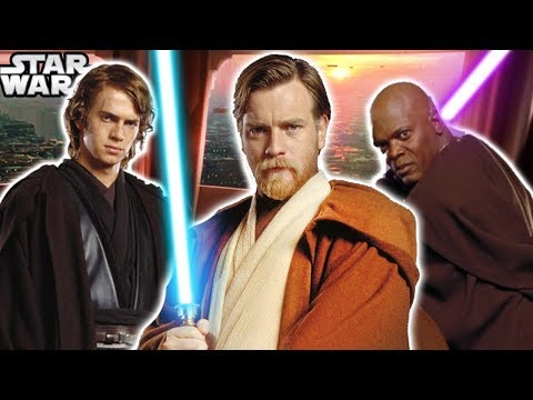 WHO Was the BEST Lightsaber Duelist on the Jedi High Council?  Star Wars Explained