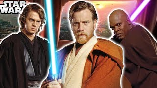 WHO Was the BEST Lightsaber Duelist on the Jedi High Council? - Star Wars Explained