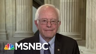 Bernie Sanders Interview: Reaching Out To Evangelicals | MSNBC