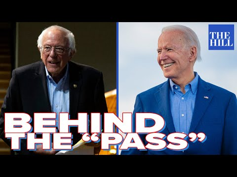 The real reason Bernie Sanders gave Joe Biden a pass