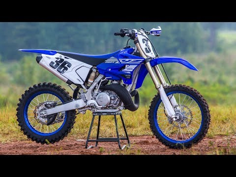 First Ride 2019 Yamaha YZ250X 2 stroke - Motocross Action Magazine