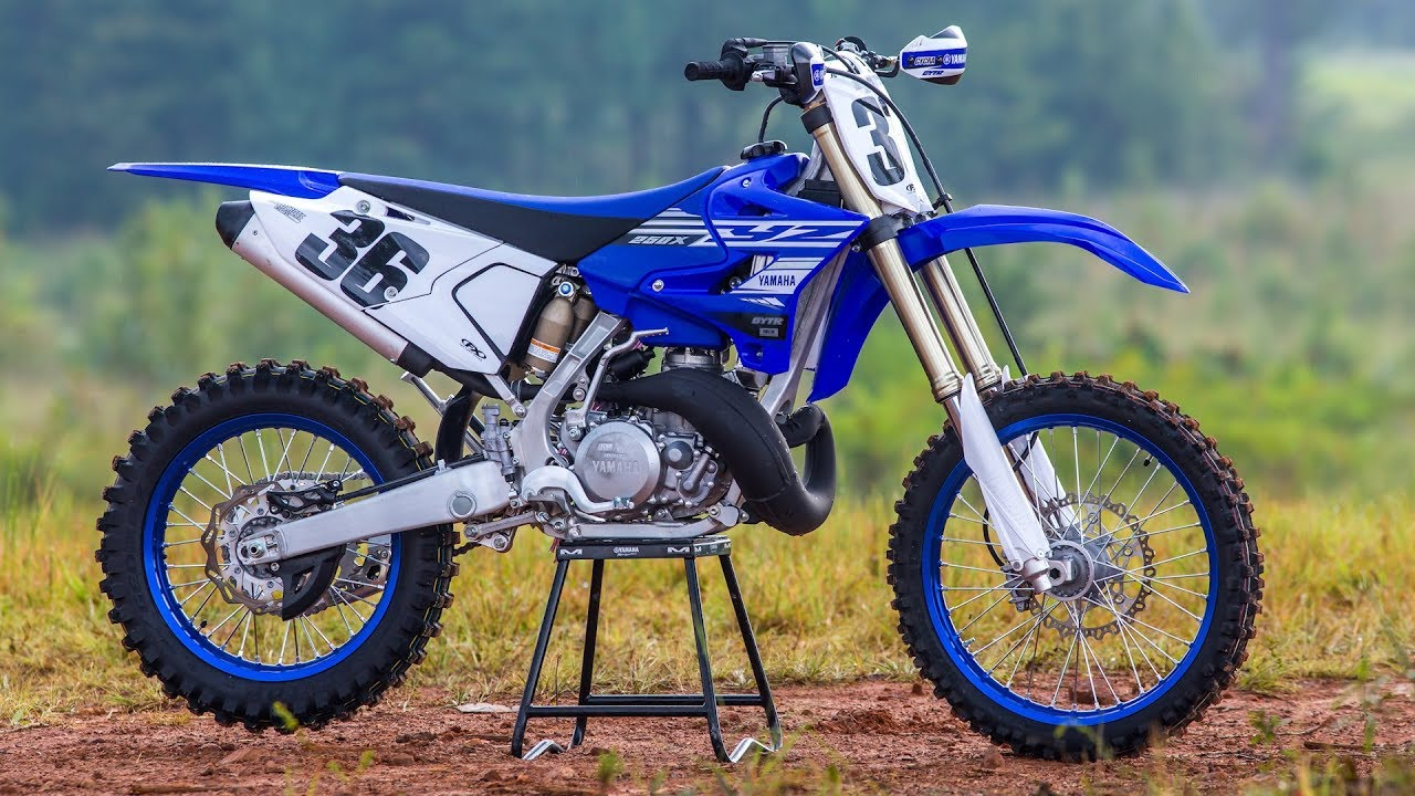 First Ride 2019 Yamaha Yz250x 2 Stroke Motocross Action Magazine