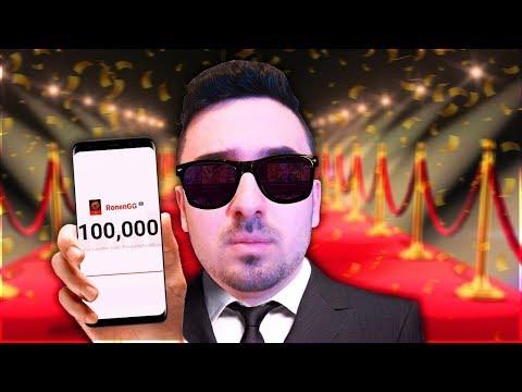 הגענו ל100 אלף רשומים ! - לייב מטורף