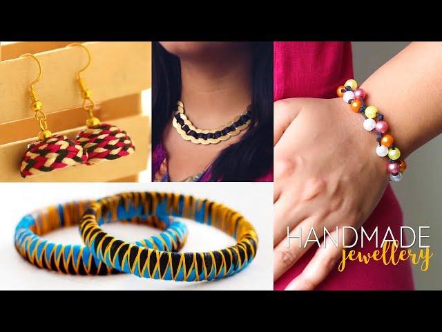 Easy Handmade Jewellery   Jewellery Making   DIY