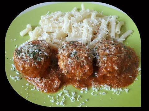 boulettes-de-poulet-à-la-sauce-tomate-#2