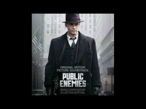 Public Enemies OST - JD Dies
