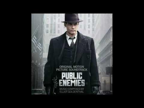 Public Enemies OST - JD Dies
