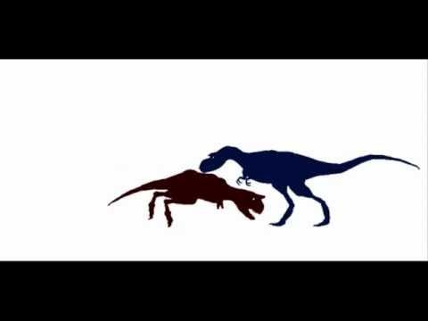 Carnotaurus vs Teratophoneus