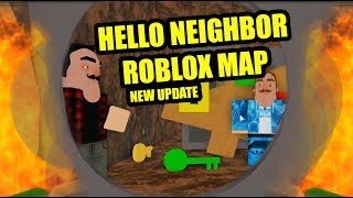 Hello, Father NEW UPDATE Full Game | Hello Neighbor Roblox Map