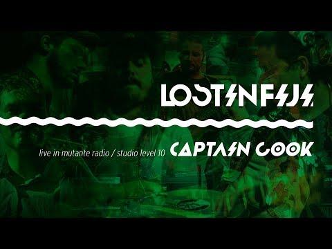 Lost in Fiji - Captain Cook (Live Mutante Radio)