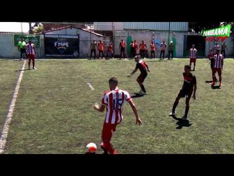 Pernambucano de 7 Society - Série A: Gols de Sport 5x2 Náutico