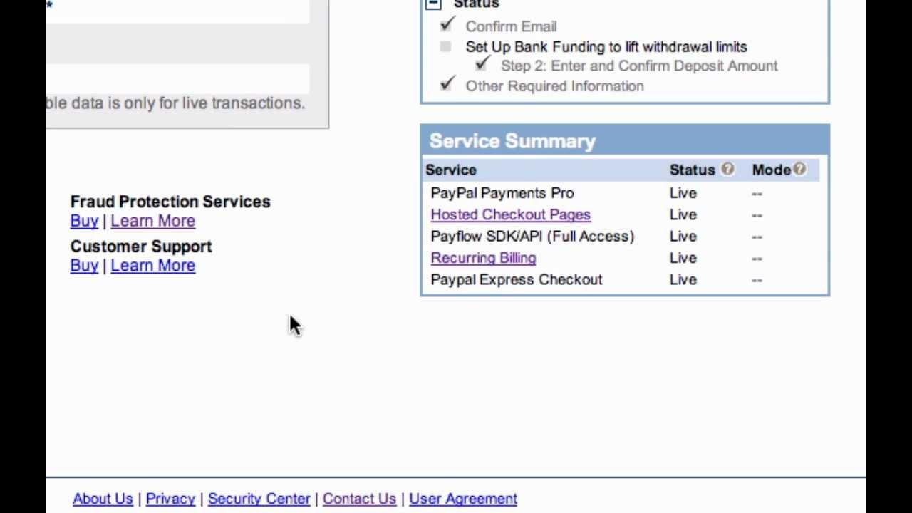 S2member - Paypal Payflow API Integration