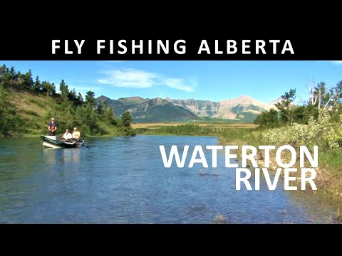 Waterton River Canada: Trailer for Show on Amazon Video