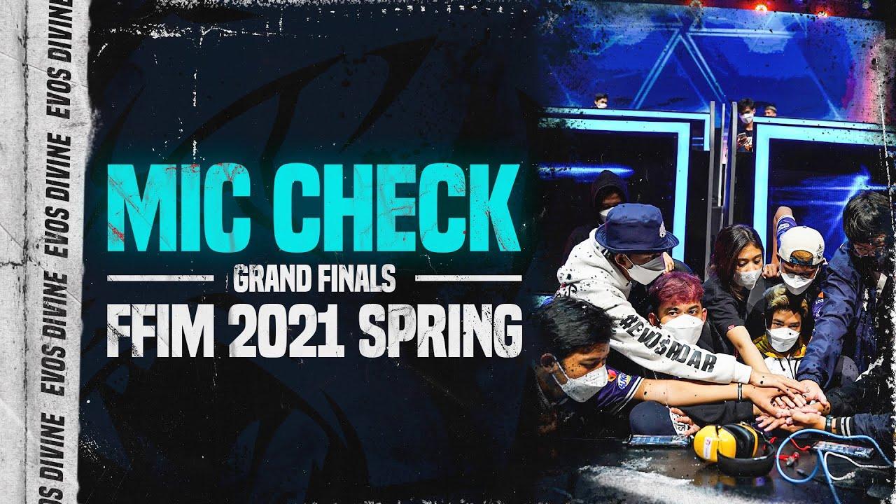 Download Mic Check Grand Finals FFIM 2021 Spring
