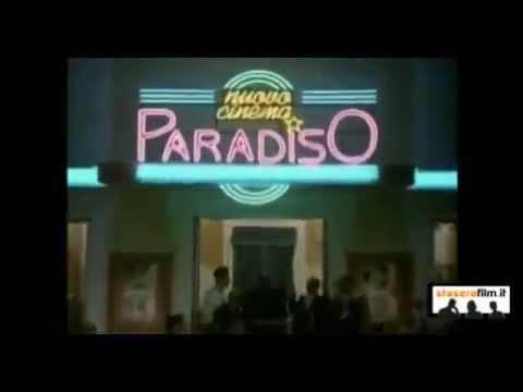 Nuovo Cinema Paradiso Trailer Youtube