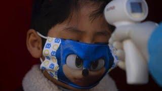 На территории ЕС - вторая волна заражения коронавирусом…