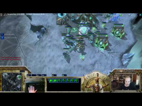 MCanning vs KpeHgeJlb PvP EU GM, dealing with getting cannon rushed