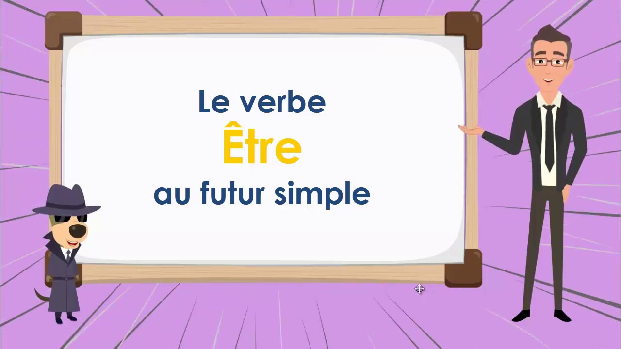 Le Verbe Avoir Au Futur To Have Future Simple Tense French Conjugation Youtube