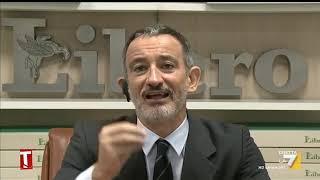 """Pietro senaldi vs roberto gualtieri: """"non può dire che paghiamo il conto del papeete, è una bugia"""""""