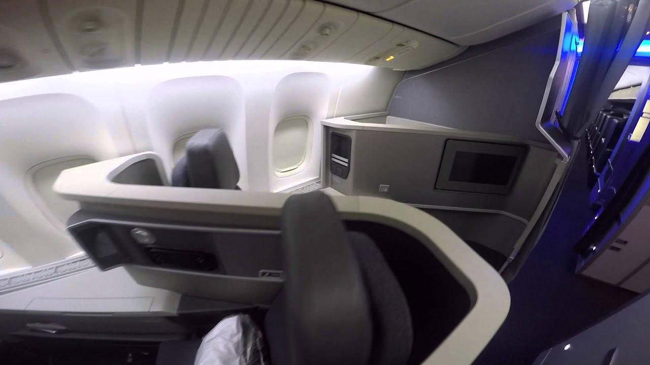 Boeing 777 200 Retrofit Da American Airlines Youtube
