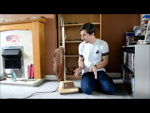 my 1969 hoover junior 1346, review and demo.