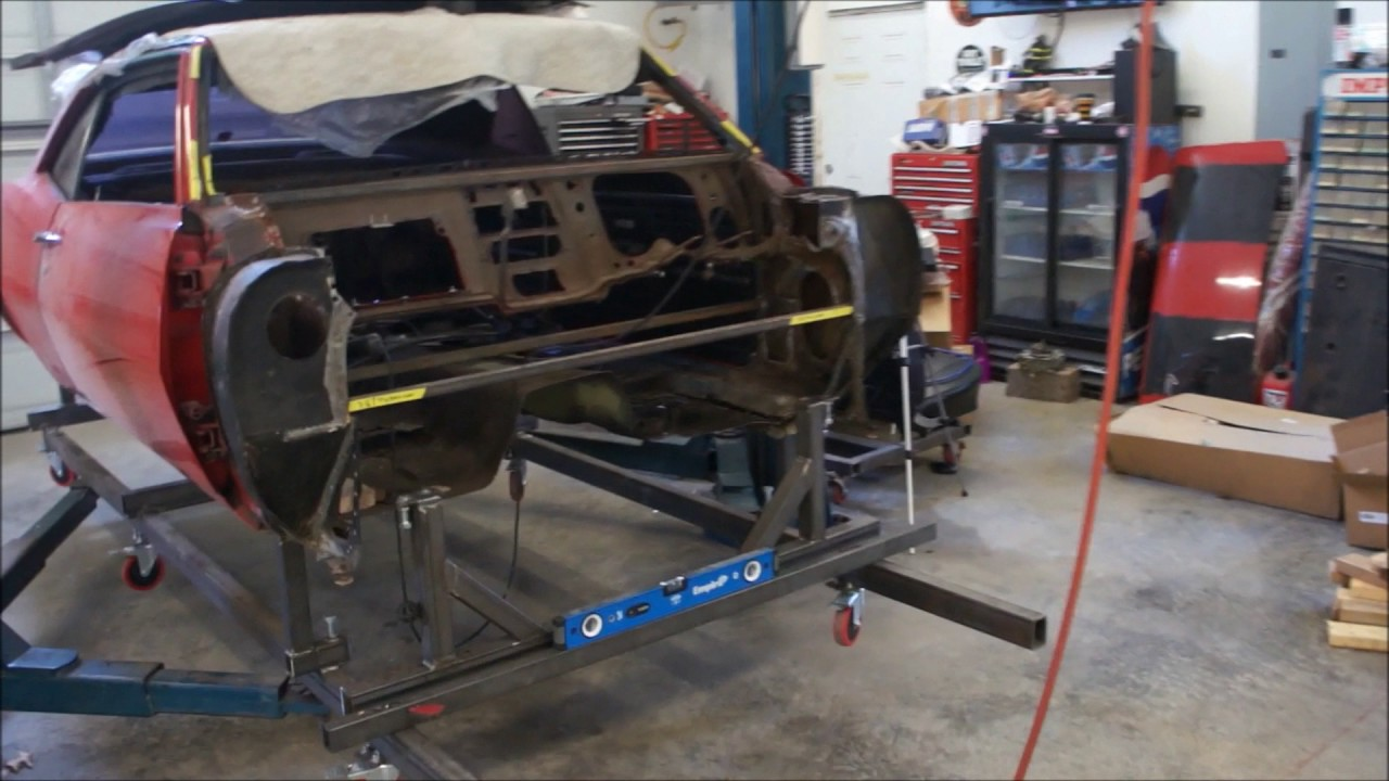 small resolution of kinetic customs 1968 camaro dash removal