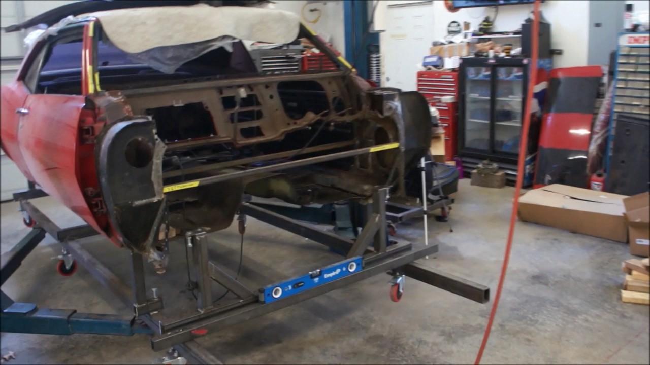 hight resolution of kinetic customs 1968 camaro dash removal