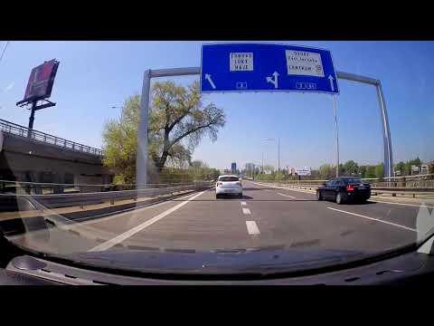 Bratislavský Dashcam | #1 | Skúšam Nový Kontent ?! | 1080p60FPS