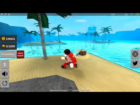 SINIRSIZ PARA KASMA | Roblox Treasure Hunt Simulator Roblox Türkçe