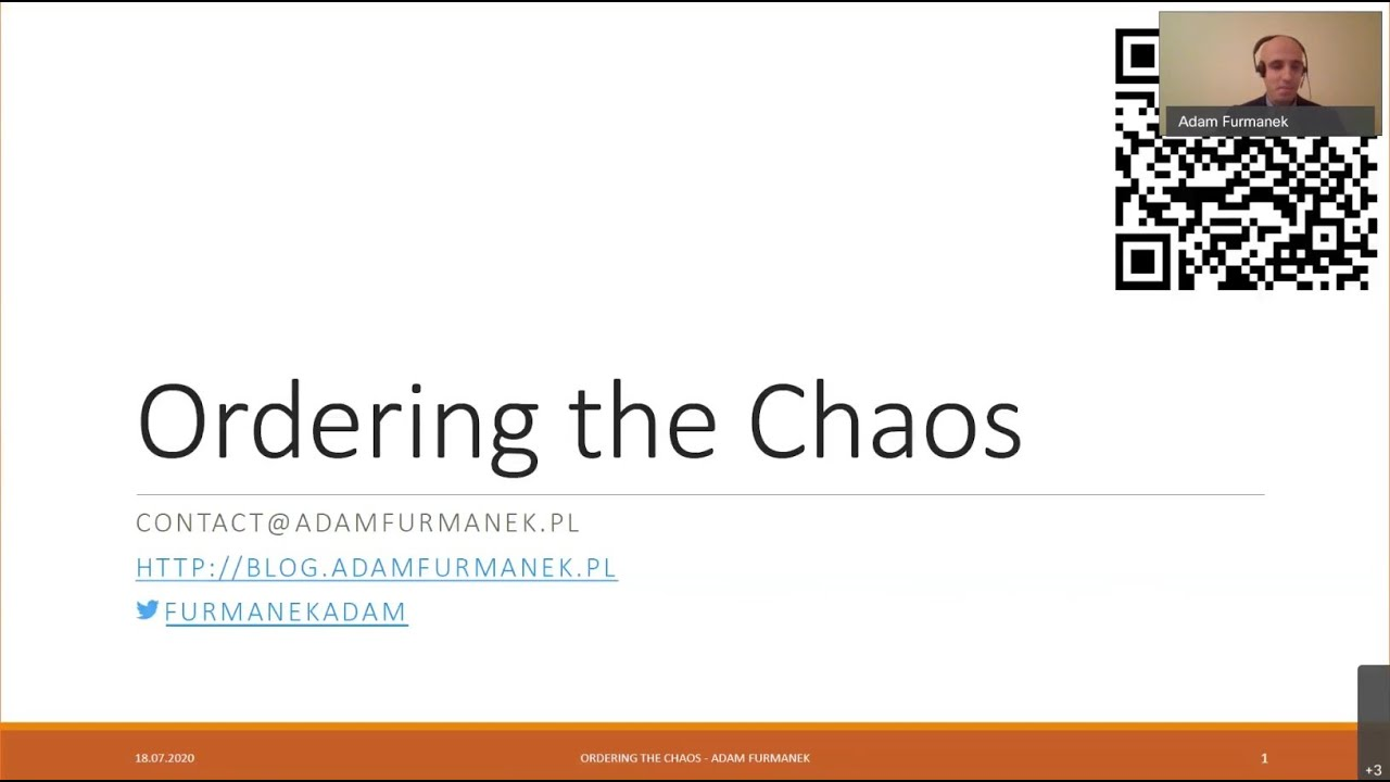 Ordering the Chaos - Cleaning Logs and Ordering Events in Microservices