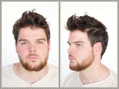How to Trim Men's Hair - TheSalonGuy