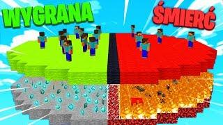 WYBIERZ I WYGRAJ ALBO ZGIŃ  | Minecraft Skyblock #13