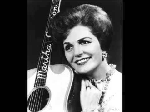 Martha Carson - Dixieland Roll (1956).