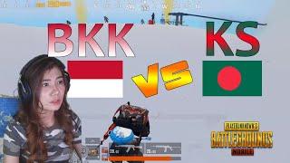 BKK Squad vs KS Squad! Head to Head Battle | PUBG Mobile