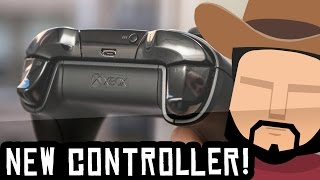 New Xbox One Controller Leaked With Images & New Feature! Official Reveal At E3 2015! | Superrebel