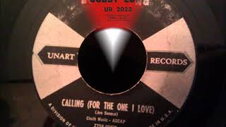 BOBBY LONG & GROUP - CALLING (FOR YOUR LOVE) / DID YOU EVER DREAM LUCKY -