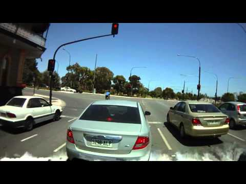 ADELAIDE: Driver using phone while driving