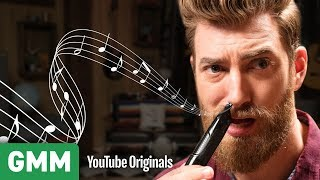 Nose Hair Trimmer Music | Is This An Instrument?