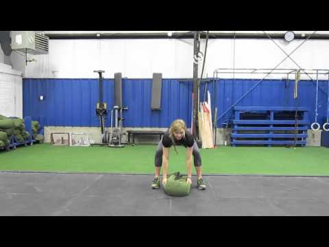 Sandbag Clean & Press