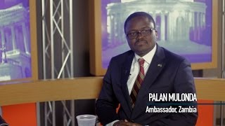 Focus Washington: Zambia Ambassador