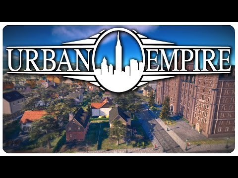 Political City Building Game! - Urban Empire Gameplay | Let's Play Urban Empire Part 1 (English)