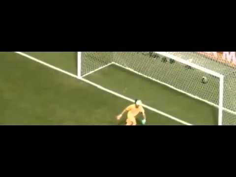 Bryan Ruiz Fantastic Goal   Italy vs Costa Rica 0 1 World Cup 2014 HD