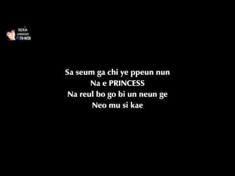 [Easy Lyrics] BAE BAE - BIGBANG