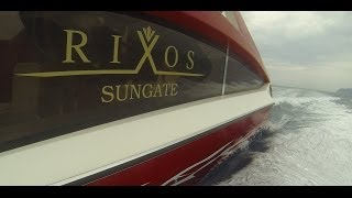Rixos Sungate 2014 with GoPro