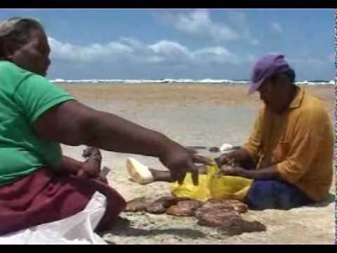 Das vergessene Atoll - Kanton, Kiribati