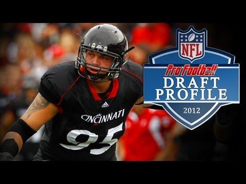 Cincinnati DT Derek Wolfe Draft Profile