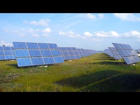 Germany's Renewable Solar and Wind Energy Boom